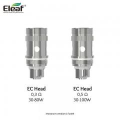 Résistances EC Head -Eleaf