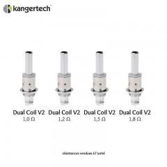 Résistances Dual Coil V2 -...