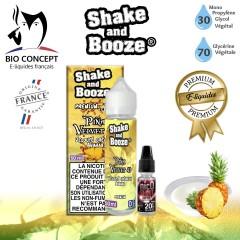 Piña Velvet - Shake & Booze...