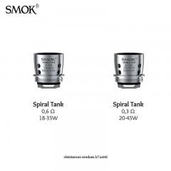 Résistances Spiral Tank - Smok