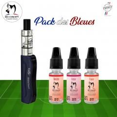 Pack des Bleues