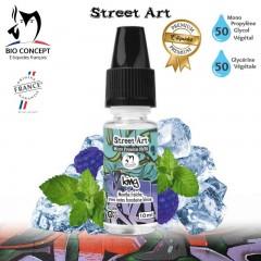 E-liquide Street Art - King