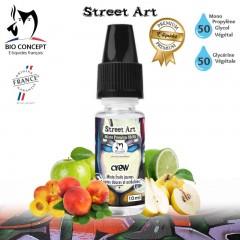E-liquide Street Art - Crew