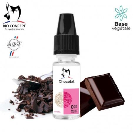 E liquide Chocolat Bioconcept