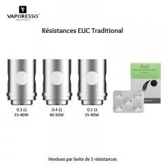 Résistances EUC Eco...
