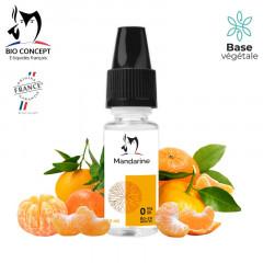 E-liquide Mandarine