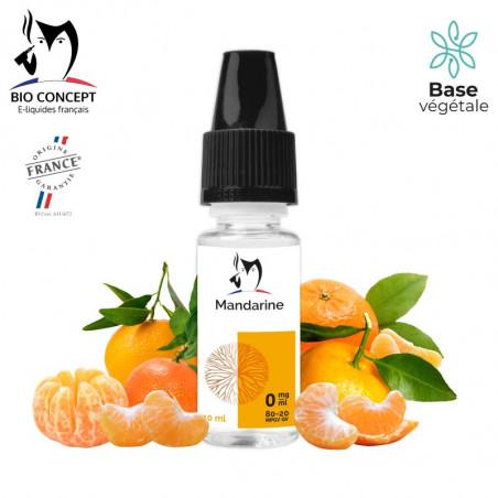 E liquide Mandarine Bioconcept