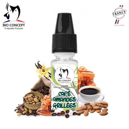 Arôme goût Café amandes grillées e-liquide DIY Bioconcept