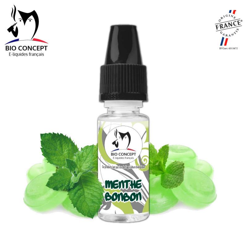 Arôme goût Menthe Bonbon e-liquide DIY Bioconcept