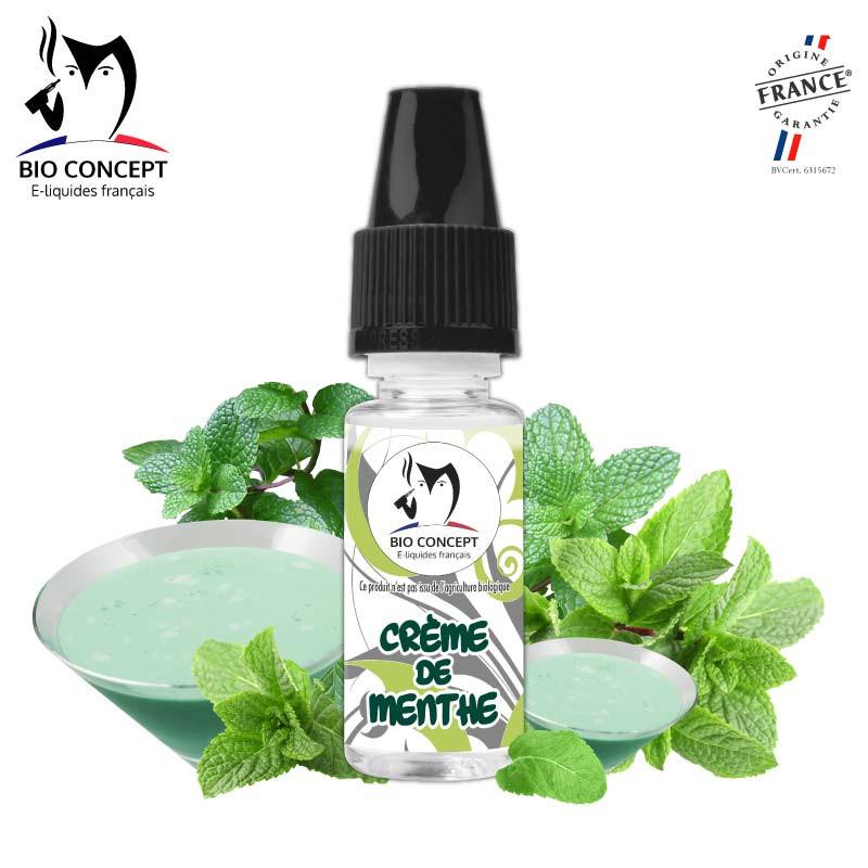 Arôme goût Crème de menthe e-liquide DIY Bioconcept