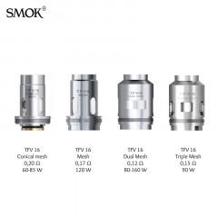 Résistances TFV16 - SmokTech