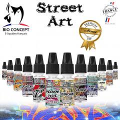 Street Art - Gamme complète...