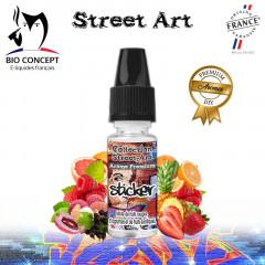 Sticker - Street Art -...
