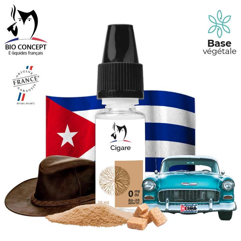E liquide Classic Cigare Bioconcept