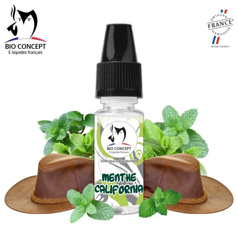 Arôme Classic goût Menthe California e-liquide DIY