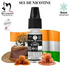E-liquide sel de nicotine...