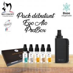 Pack débutant Ego Aio Pro Box