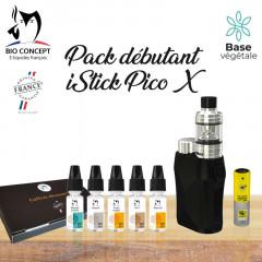 Pack débutant Istick Pico X