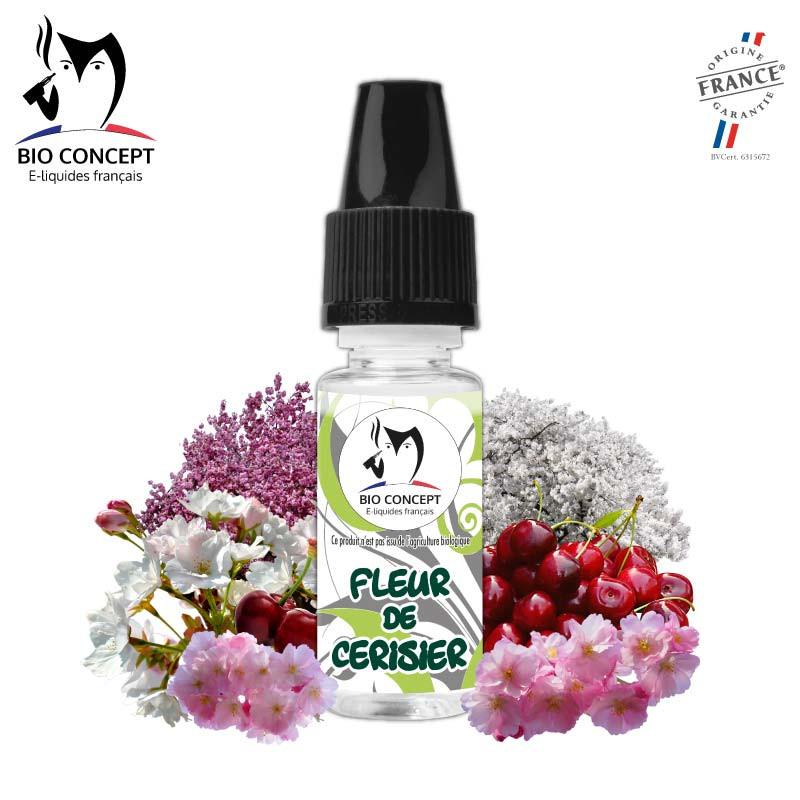 Arôme DIY E-liquide Fleur de cerisier Bioconcept