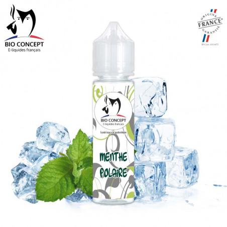 Menthe Polaire Arôme naturel DIY pour E-liquide Bioconcept