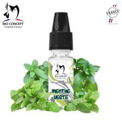 Arôme naturel goût Menthe Verte e-liquide DIY Bioconcept