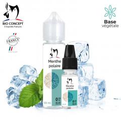 E-liquide Menthe Polaire
