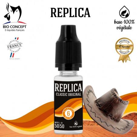 E liquide Classic Original Replica Bioconcept
