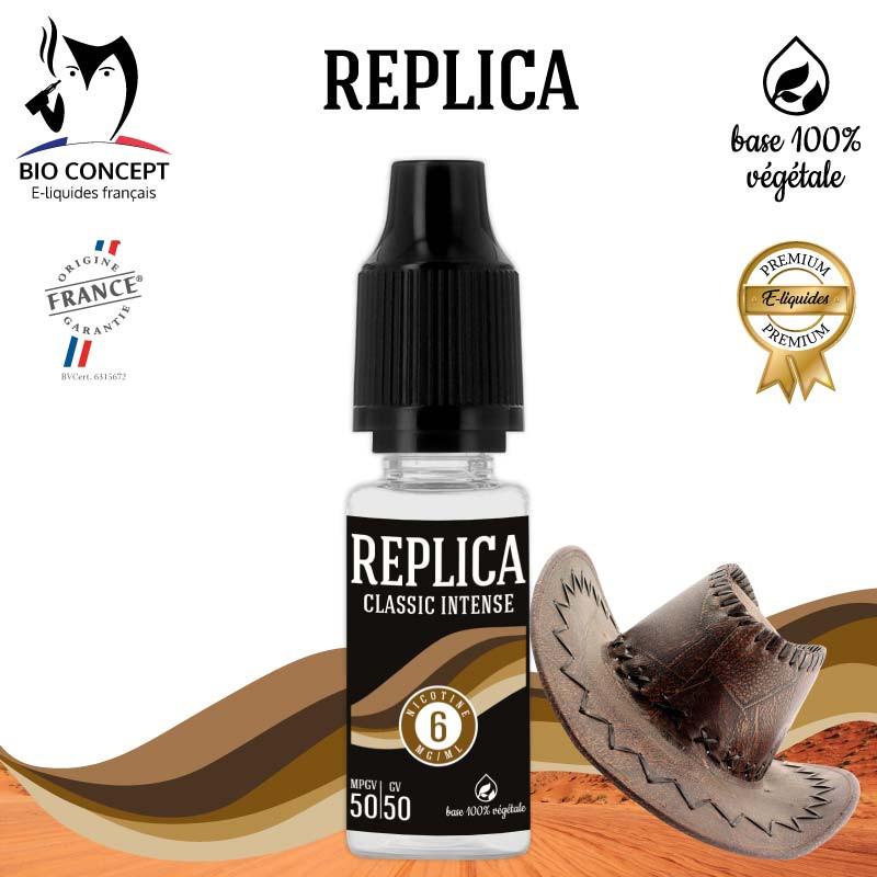 E liquide Classic Intense Replica Bioconcept