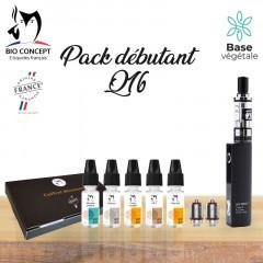 Pack débutant - Q16