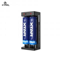 Chargeur Accus Xtar MC2