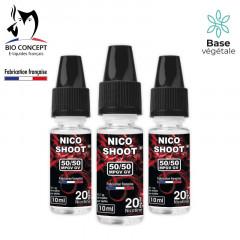 10 packs de 3 Nico Shoot®