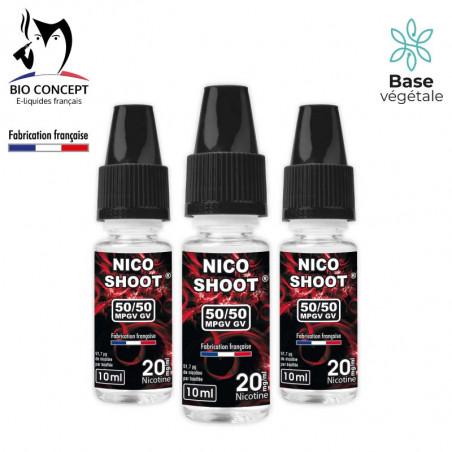 Booster de nicotine Nico Shoot