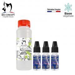 Pack DIY sel de nicotine16...