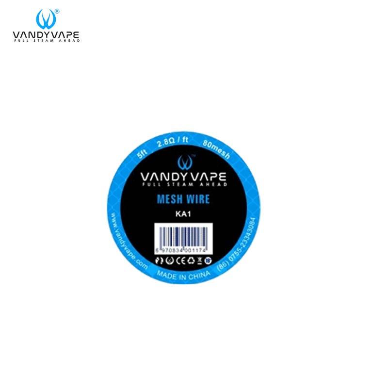 Fil résistif Superfine MTL Fused Clapton Wire | Vandy Vape