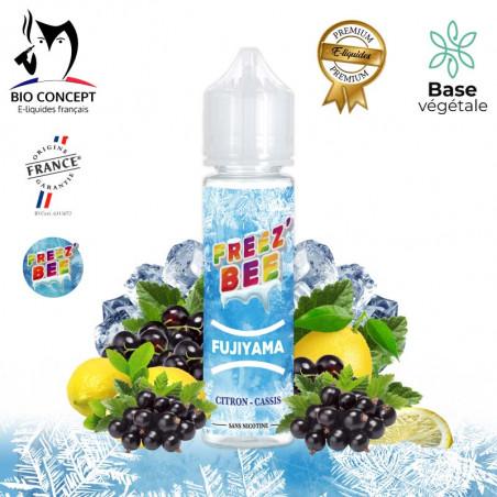 E liquide Premium Fujiyama Freez'Bee BioConcept