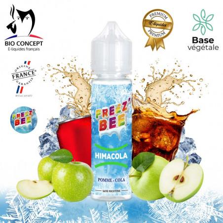 E liquide Premium Himacola Freez'Bee BioConcept