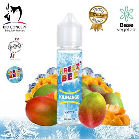 E liquide Premium Kilimango Freez'Bee BioConcept