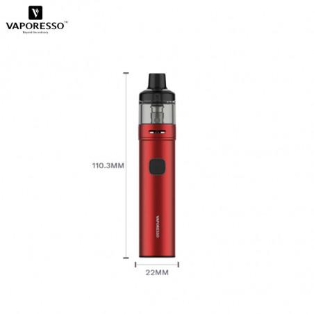 Kit GTX GO 40 vaporesso cigarette électronique