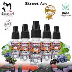 E liquide premium street art battle Bioconcept