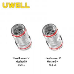 Résistances Uwell Crown V