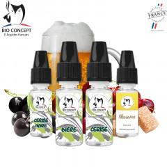 Recette e liquide DIY Sweet kriek Bioconcept