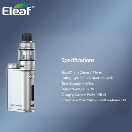 Kit iStick Pico Plus 75W Eleaf