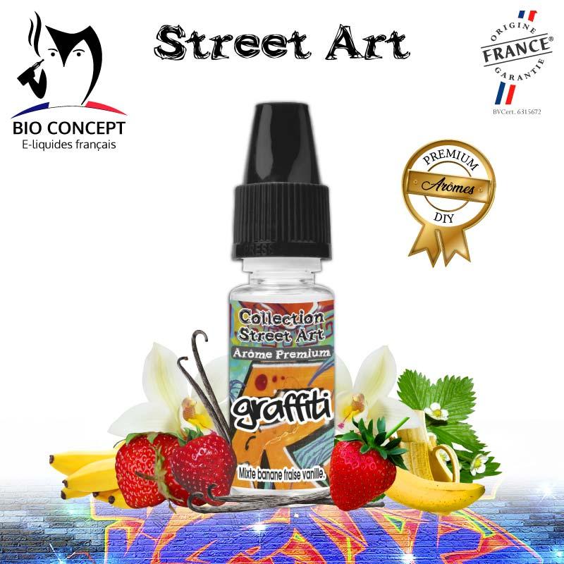Arome Street Art Graffiti