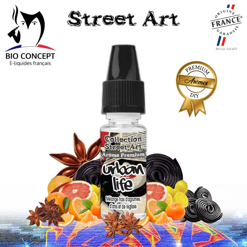 Arome Street Art Urban Life
