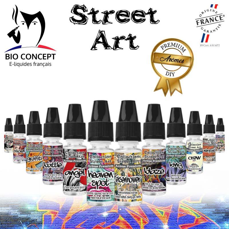 Arome Street art Gamme Complète