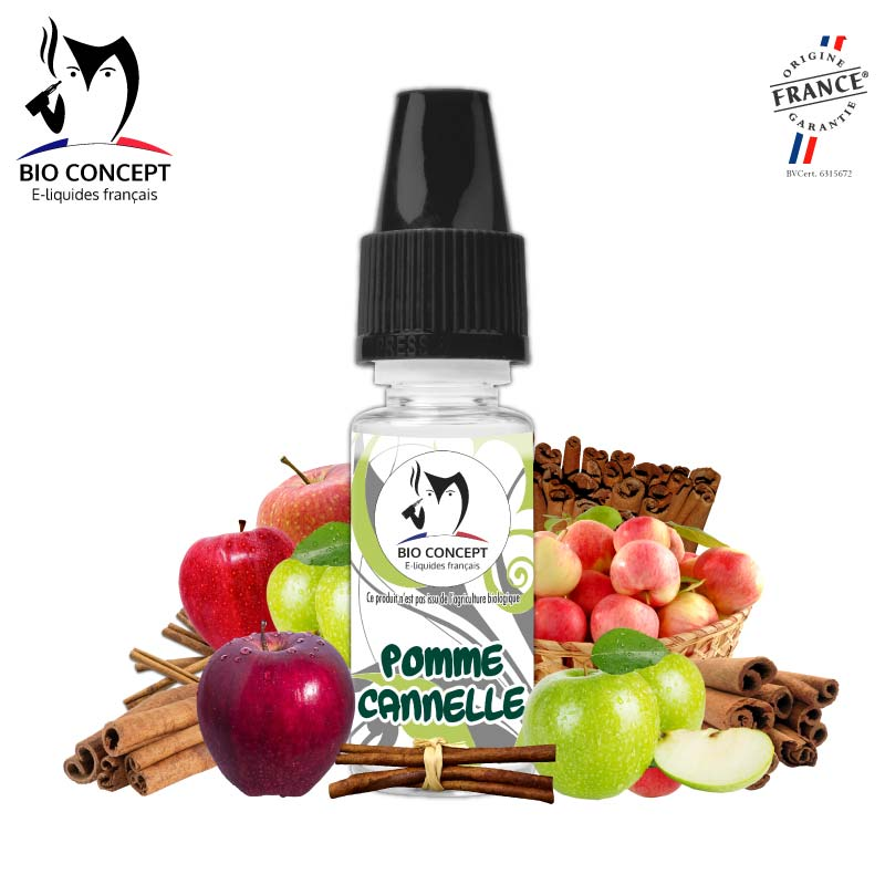 Arome pomme cannelle