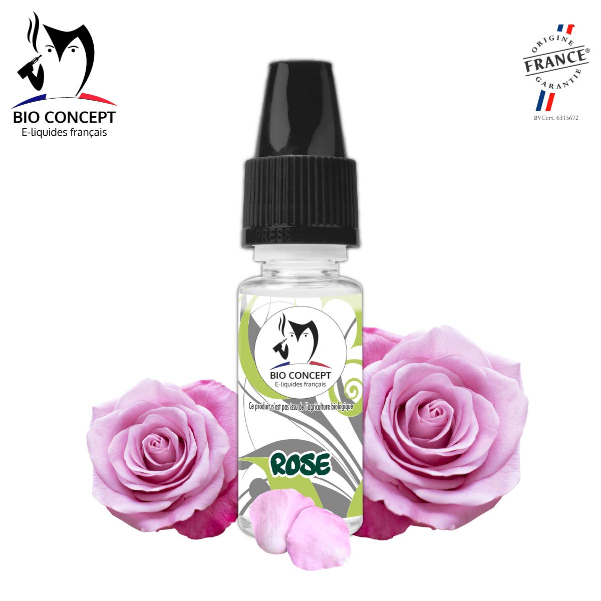 Arome rose