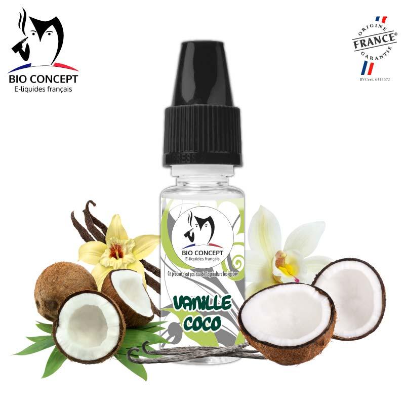 Arome vanille coco
