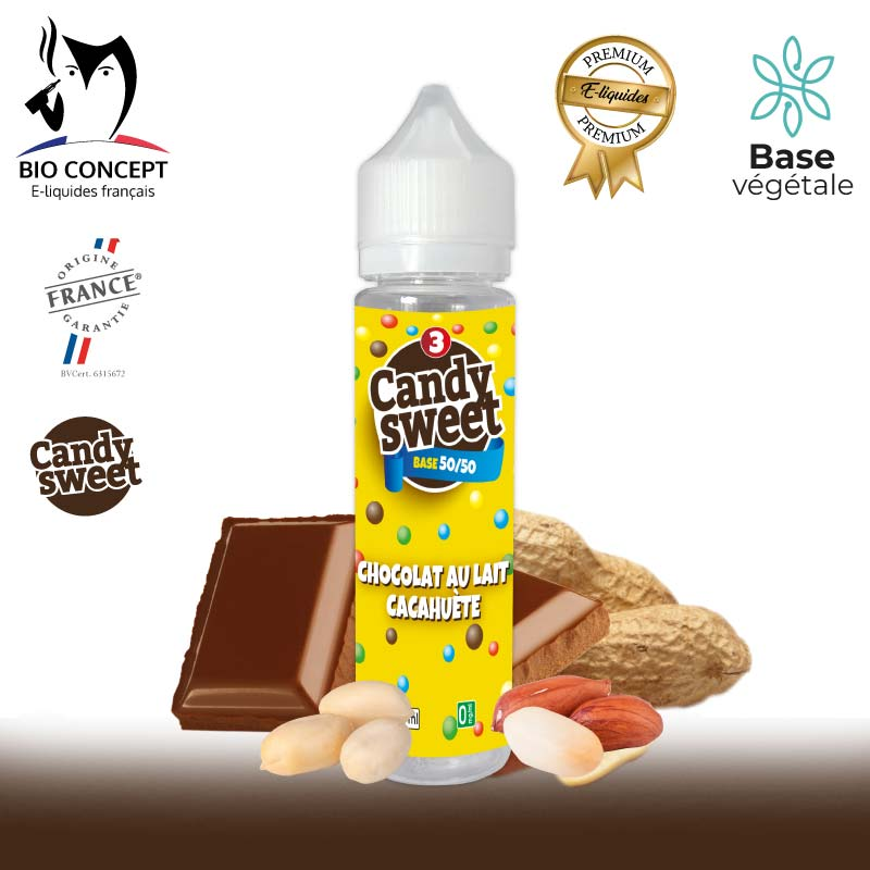 E-liquide Candy sweet 3