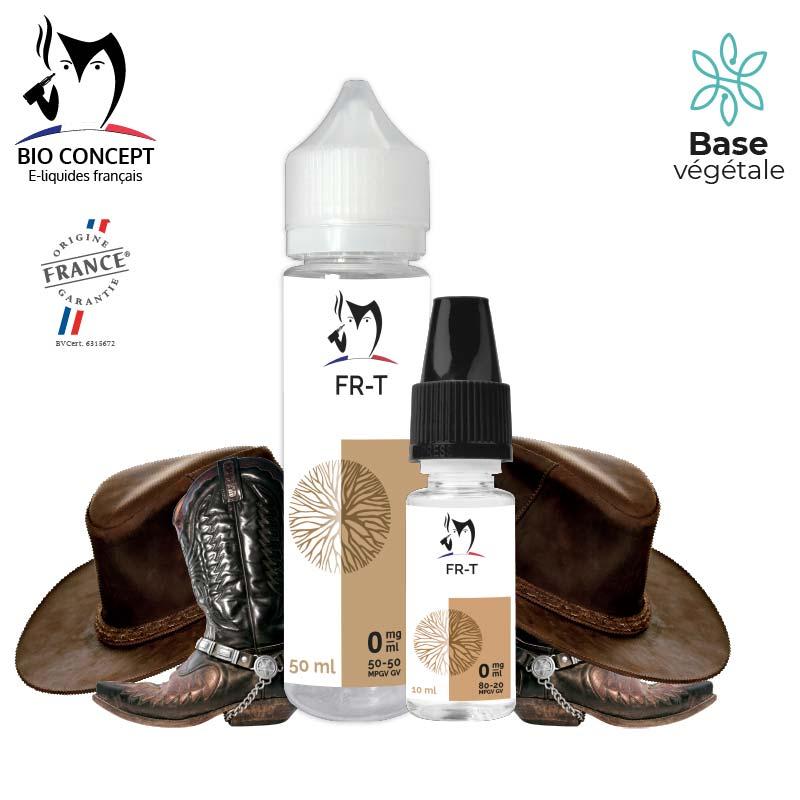 E-liquide Tabac FR Tabaco